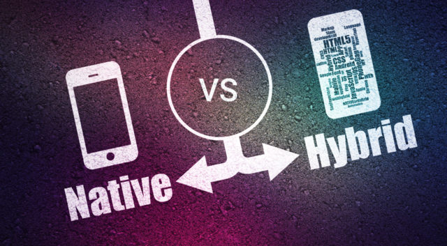 Native or Hybrid App?